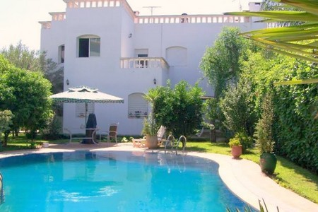 Location Villa A Mohammedia