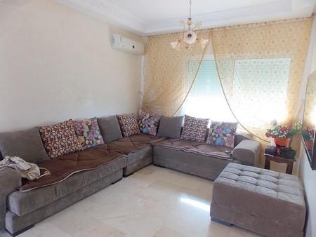 Decoration salon marocain avec balcon - Decoration eclectique appartement centre ville floride ...