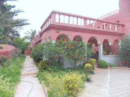 Eden island bouznika location meubl 300 m centerblog for Club piscine cabanon
